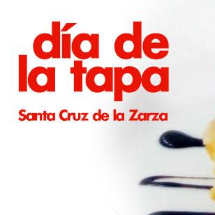 TAPA SANTA CRUZ DE LA ZARZA JORNADAS DESARROLLO RURAL