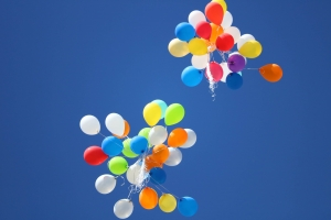 globos comunión